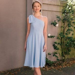 Gal meet Glam Celine One Shoulder Dress